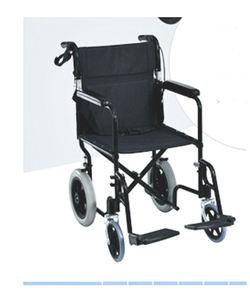 כסא העברה קל עם מעצור יד