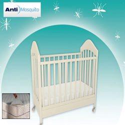 עליונית בריאותית למזרן תינוק ANTIMOSQUITO