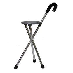 מקל-כסא קבוע 3 רגליים