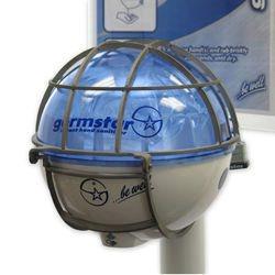 מגן ברזל עם מנעול למתקני germstar