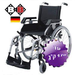 כסא גלגלים לכבדי משקל