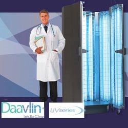 מנורה  לטיפול בפסוריאזיס ב-UV