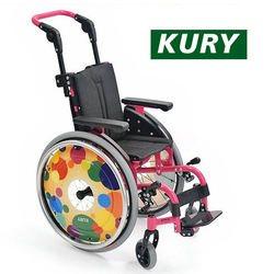כסא גלגלים צבעוני לילדים