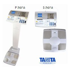משקל מקצועי למדידת הרכב הגוף