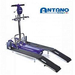 מטפס מדרגות זחלילית לכסא גלגלים ממונע
