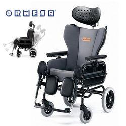 כסא גלגלים טילט ורקלינר