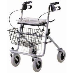 רולטור פלדה 4 גלגלים