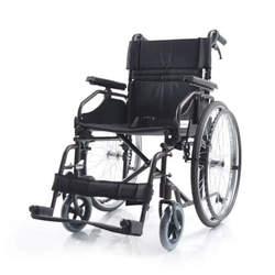 כסא גלגלים מתקפל קל