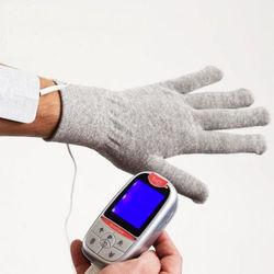 זוג אלקטרודת כפפה למכשיר טנס