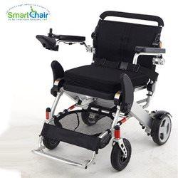 כסא גלגלים חשמלי מתקפל קל