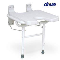 מושב רחצה מתקפל למקלחת