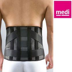 חגורת גב עם רצועות מתח ורפידות למותניים