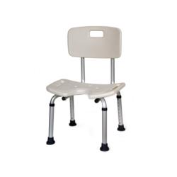 כסא רחצה עם פתח קדמי