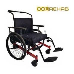 כסא גלגלים לכבדי משקל רחב במיוחד