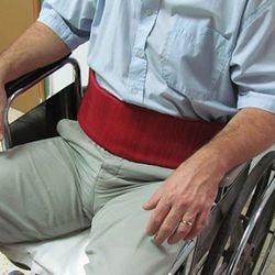 חגורת בטן לכסא גלגלים