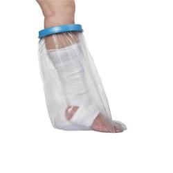 כיסוי מגן לרגל לגבס או לתחבושת