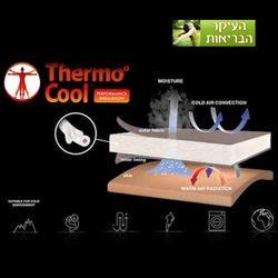 מזרן ויסקופור נוחות ציפוי Thermocool
