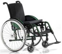 כסא גלגלים קל משקל - אקטיבי