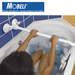 ידית ואקום לאמבטיה  Mobeli