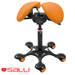 כסא ארגונומי ללא משענת  SALLI System