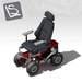 כיסא גלגלים לשטח   LS