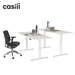 שולחן ישיבה עמידה חשמלי מתכוונן ארגונומי  CAS III