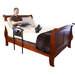 שולחן למיטה ומעקה בטיחות   Stander