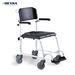 כסא רחצה ושירותים על גלגלים MEYRA