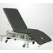מיטת טיפולים חשמלית עם גב מתרומם