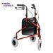 רולטור 3 גלגלים עם גלגלי בלון MERITS
