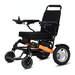כסא גלגלים חשמלי מתקפל קל משקל JBH