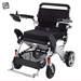כסא גלגלים ממונע חשמלי מתקפל קל משקל Light Chair להשכרה LogoSilver