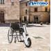 אופני ידיים קדמיים חשמליים לכסאות גלגלים  ANTANO