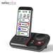 טלפון סלולרי לכבדי שמיעה ולקשישים Swiss Voice