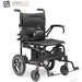 כסא גלגלים ממונע קל משקל Logo Silver