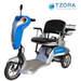 קלנועית 3 גלגלים  Tzora Active Systems