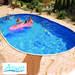 בריכת שחייה לגינה AZURO